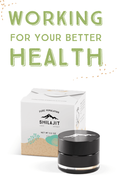 Working For Your Better Health