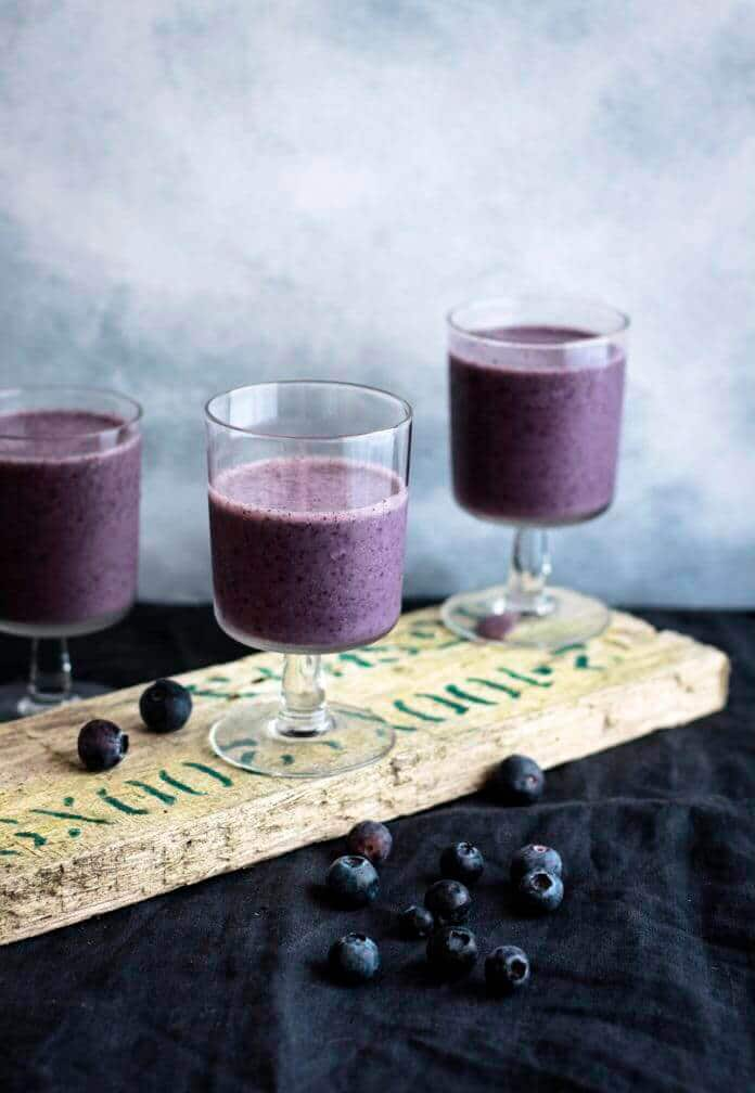 smoothies for trace mineral balance