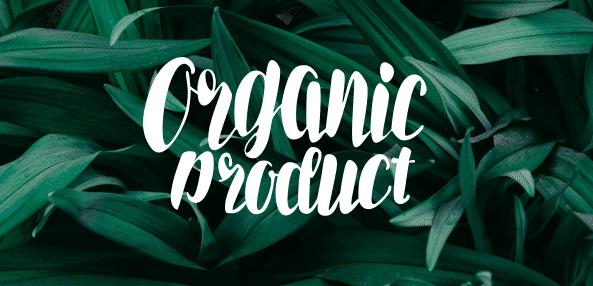 Organic, Vegetarian and NON-GMO