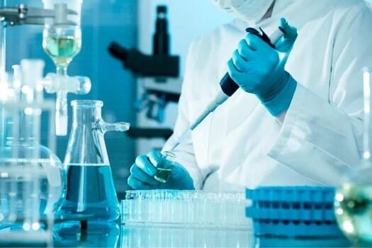 Laboratory fulvic acid testing